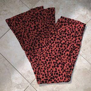 Pants - Animal Print Pants